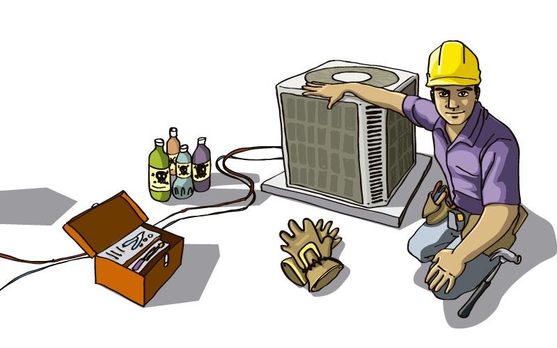 limpieza y orden en el trabajo