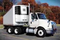 Consideraciones para el transporte refrigerado