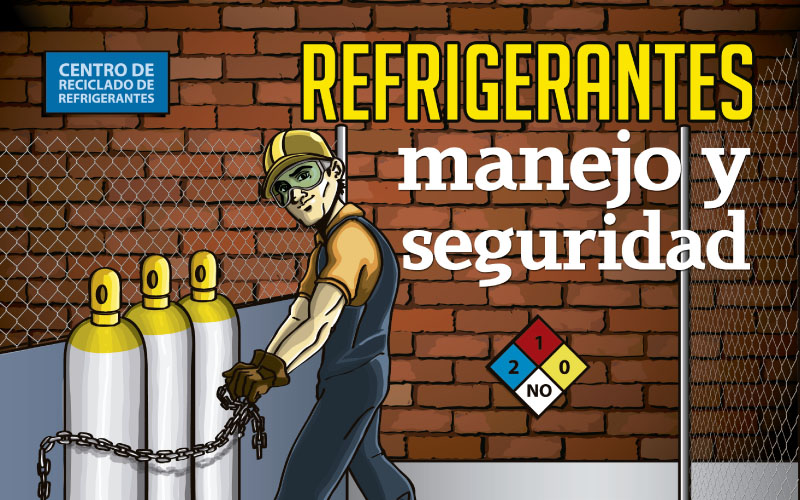 Refrigerantes Manejo Y Seguridad