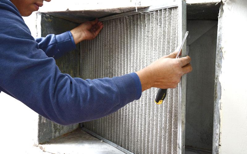 filtros mantenimiento y limpieza
