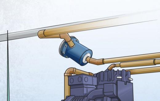 Filtros deshidratadores. Conceptos y aplicación