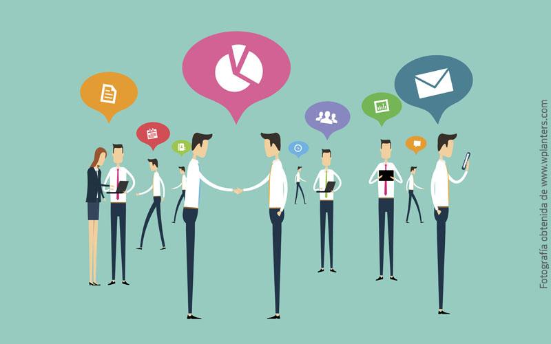 La comunicaci n con los clientes for Importancia de la oficina dentro de la empresa wikipedia