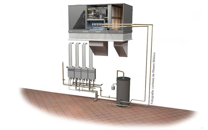 Mantenimiento preventivo a sistemas centrales de calefacci n - Sistemas calefaccion electrica ...