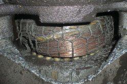 ¿Qué hacer ante la quemadura del compresor?