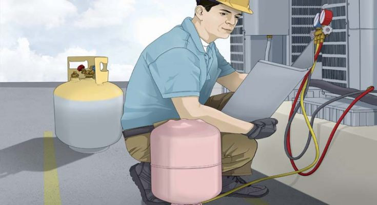 Sustituci 243 N De Hcfc En Sistemas De Refrigeraci 243 N Y Aire